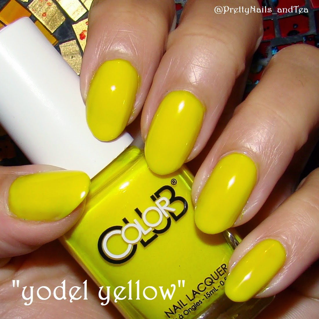 Yodel Yellow color club yahoo