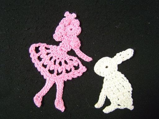 Crochetpedia crochet people applique patterns dt1010fo