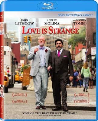 Love Is Strange 2014 BluRay 480p 300mb ESub