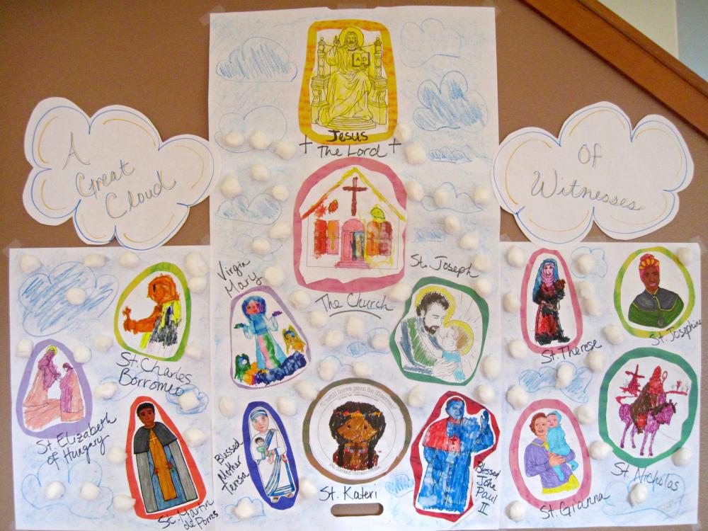 Domesticity And Doctrine Quot Cloud Of Saints Quot Craft