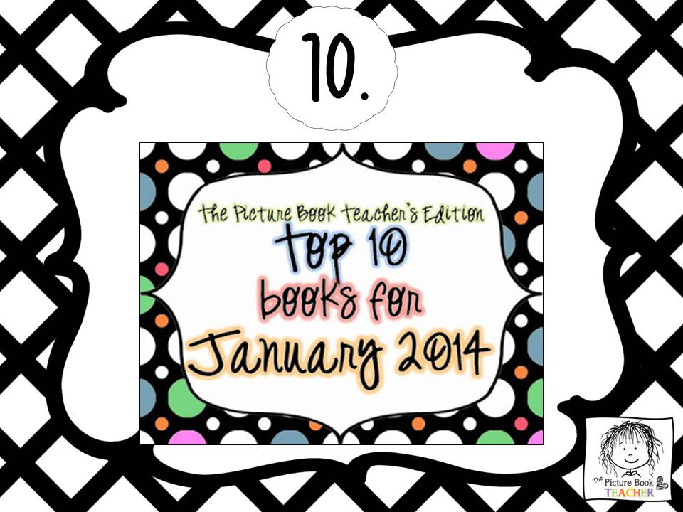 Top 10 Books for January 2014