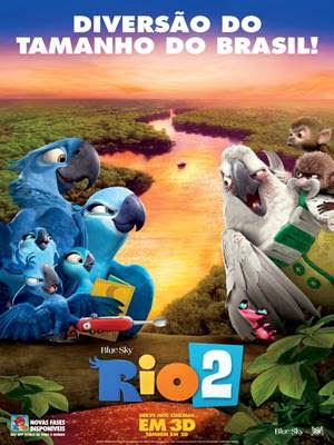 Download Filme Rio 2 Dublado RMVB + AVI Torrent