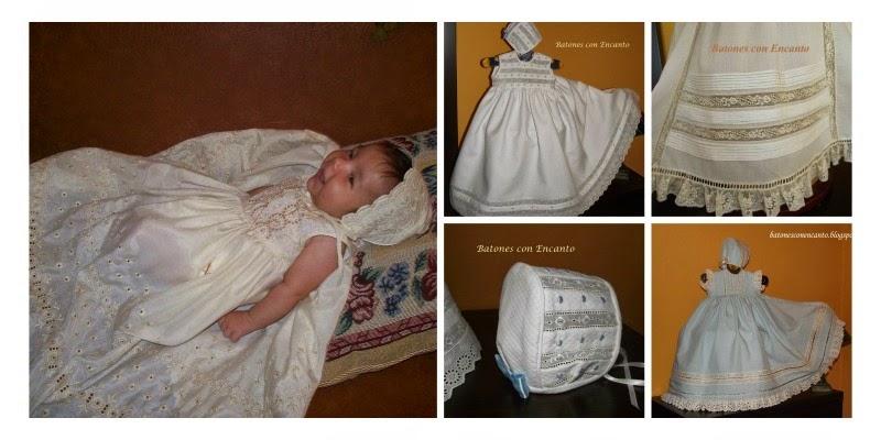 Batones con Encanto: TUTORIAL. Colcha para carrito de bebé. Tejida ...