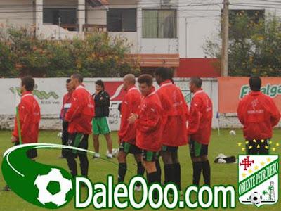Oriente Petrolero - DaleOoo.com SITIO OFICIAL DEL HINCHA DEL CLUB ORIENTE PETROLERO
