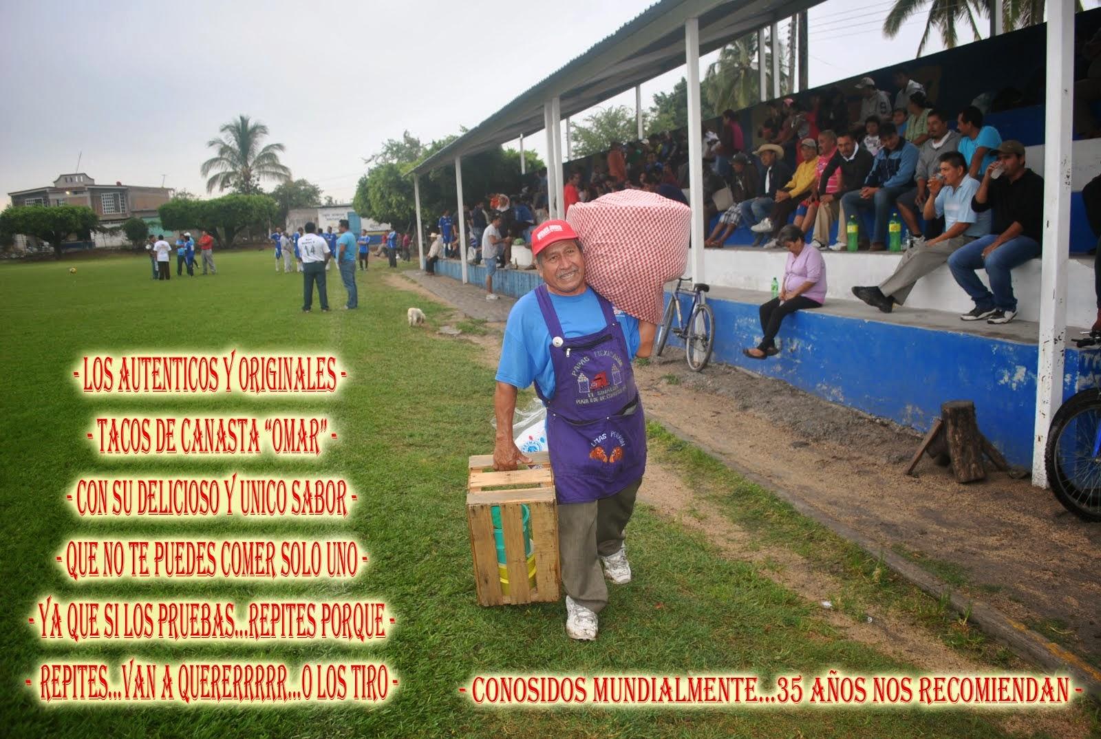 """- LOS AUTENTICOS Y UNICOS TACOS """" OMAR """""""