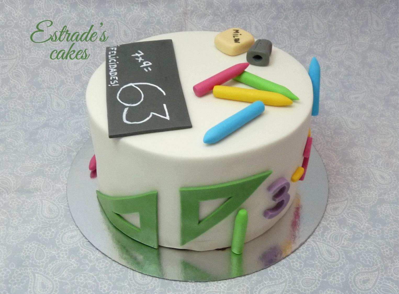 tarta maestro con fondant - 4