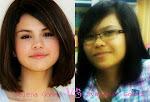 ♥ Selena Gomez Vs Syarinie Gomez ♥