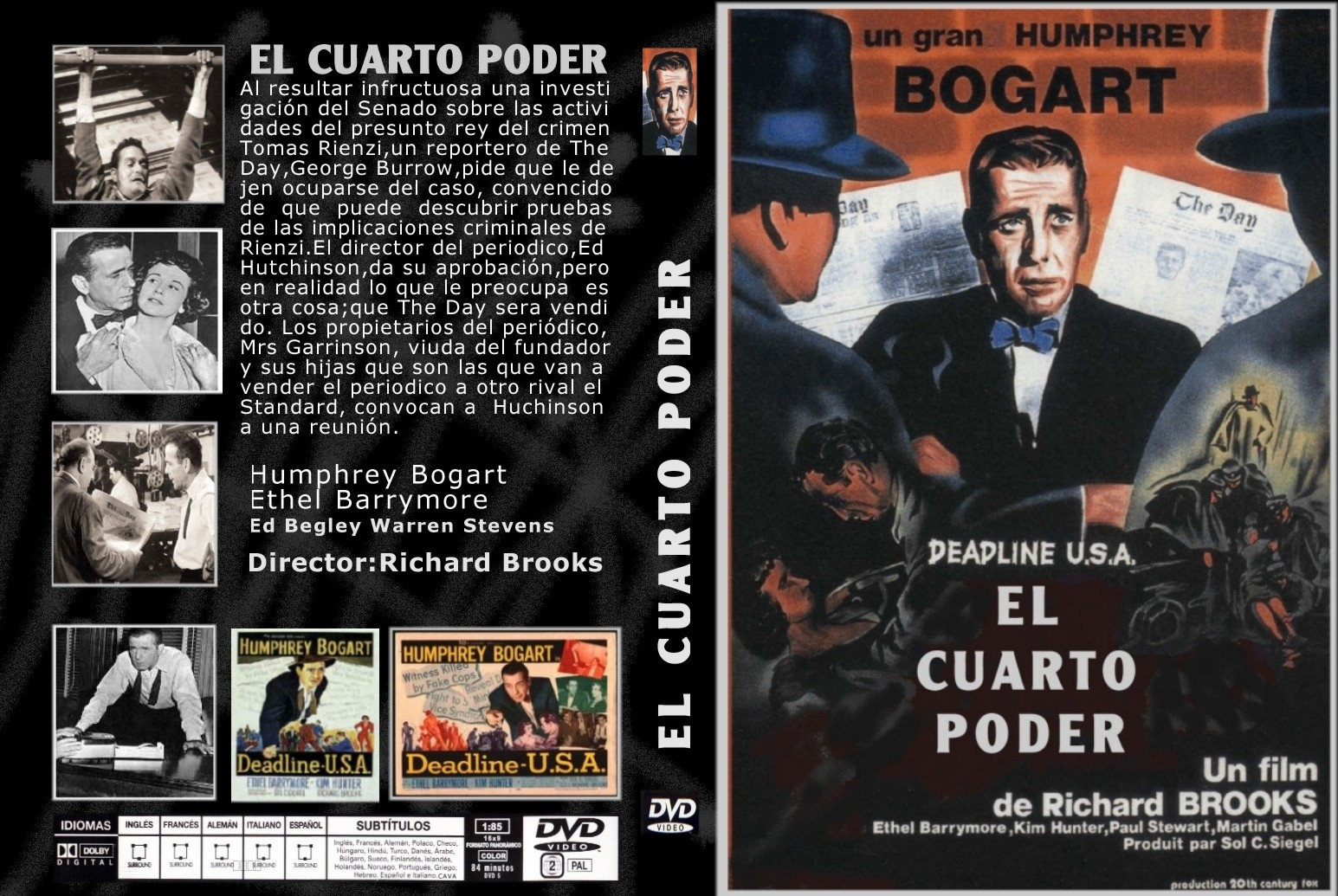 Hunphrey Bogart, Cine Clásico