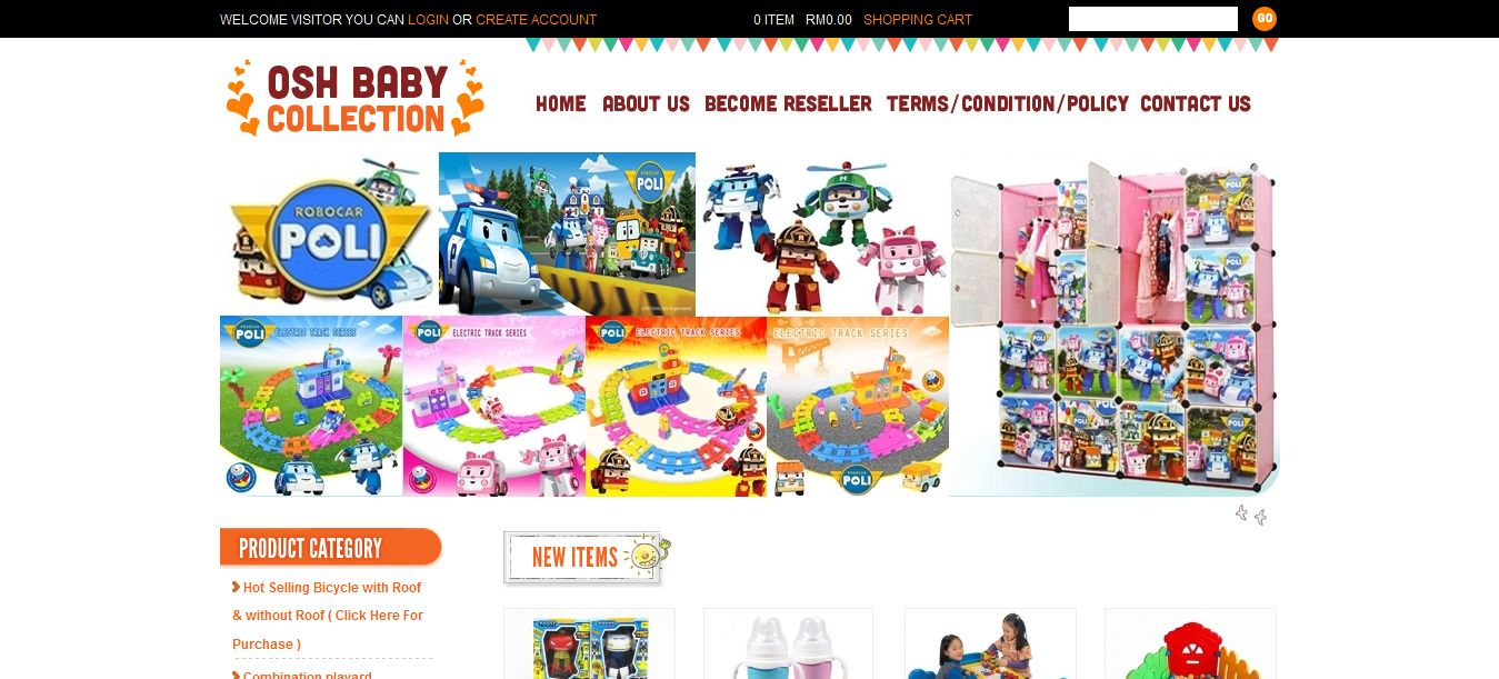 """5) One Baby World. Known as """"Malaysia's No. 1 Online Baby Shop"""", downiloadojg.gq not only provides goods and services for maternity, new-borns and babies, but also items for toddlers and children. In fact, the website functions like an online marketplace, where parents can even check out tips and guides on products and gadgets."""