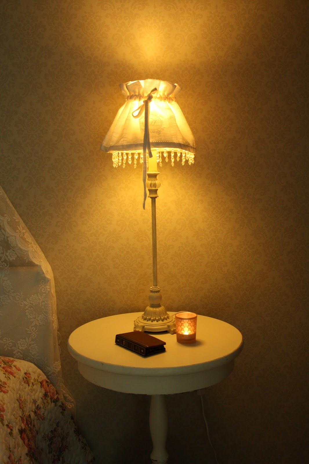FruFröjd: Romantiskt sovrum