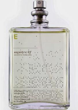 Escentric 03 perfume