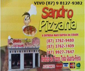 A MELHOR PIZZA DA CIDADE