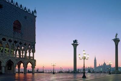 Plaza de San Marcos . Venecia