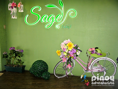 Sage Restaurant in Baguio City