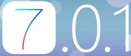 Apple iOS 7.0.1 Firmwares