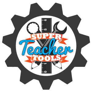 Super Teachers' Tools