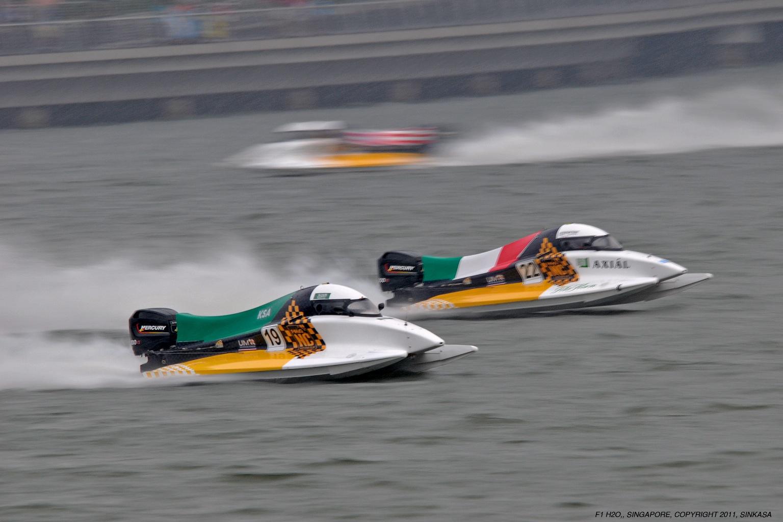 NGK Spark Plugs F1 Powerboat Championship  NGK F1