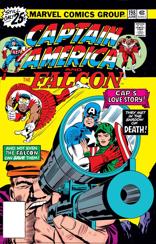 Captain America (1968) Issue #198 #112 - English 1