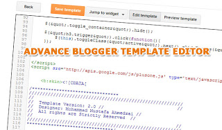 blogger template html editor