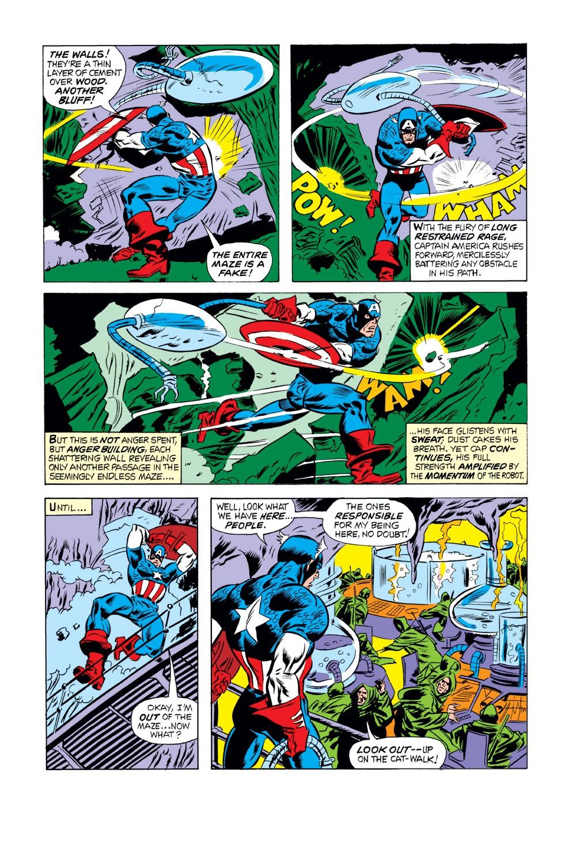 Captain America (1968) Issue #187 #101 - English 14