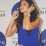Anushka Sharma Hot Legs Show In Blue Short Dress