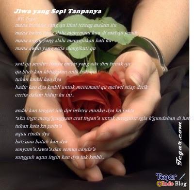 Puisi Cinta Terindah Edisi