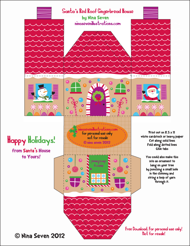 Navidad Cajas Con Forma De Casa Para on American Doll Bed Plans Free