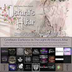 Ostara's Altar Event from Dark Passions Events