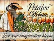 petaloo logo site