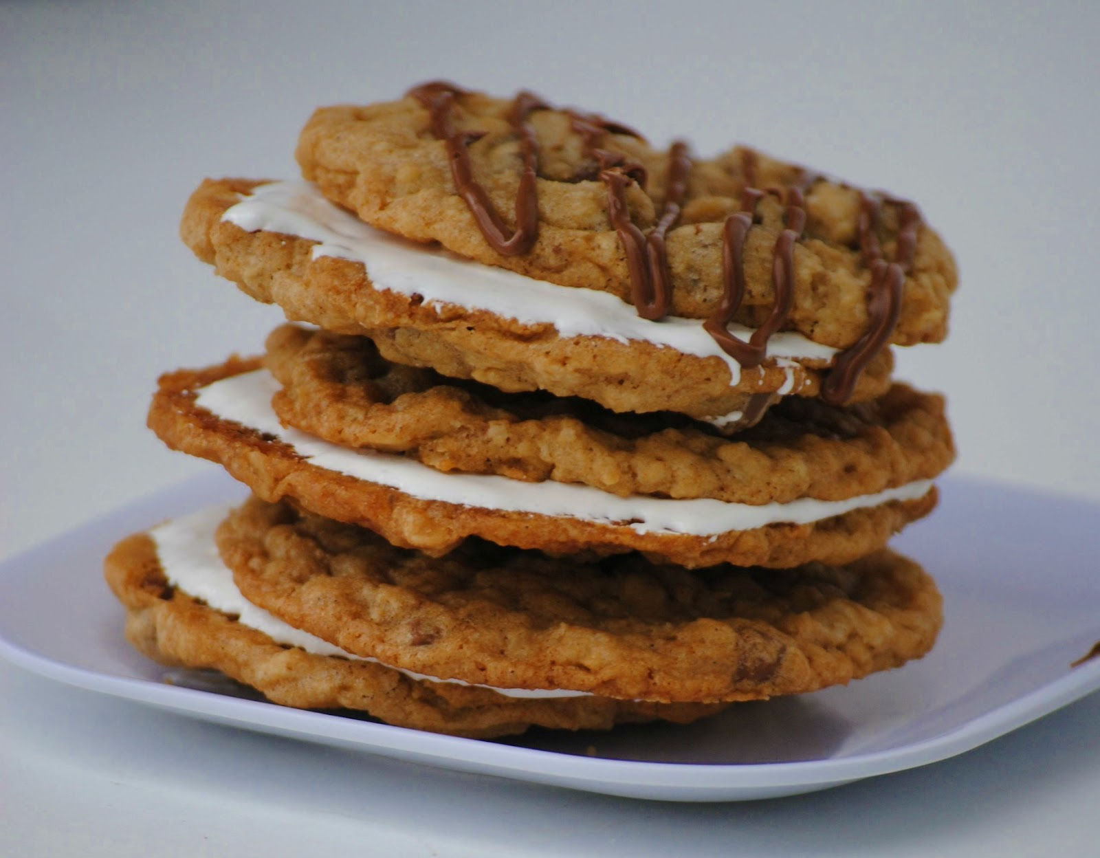 Amish Oatmeal Chocolate Chip Whoopie Pies Recipe — Dishmaps