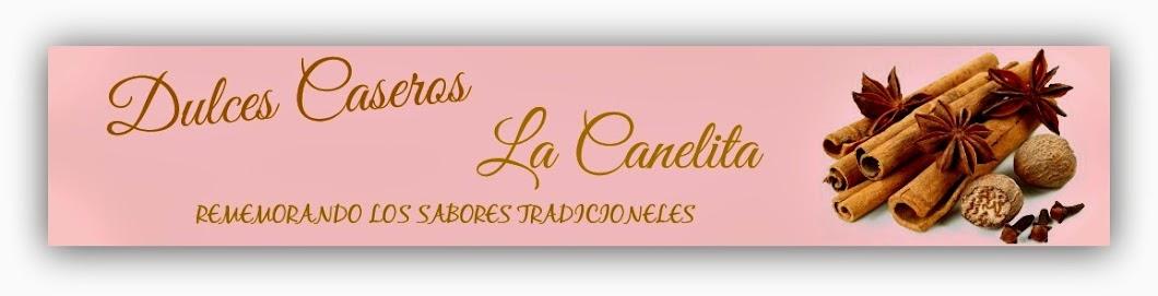 Dulces Caseros,  LA CANELITA
