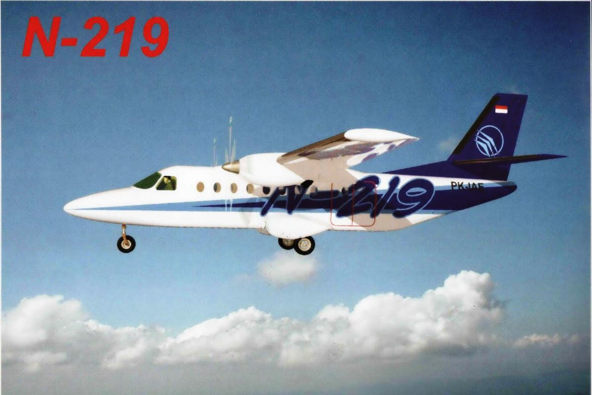 N-219, pesawat produksi PT Dirgantara Indonesia. ZonaAero
