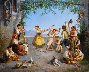 Μουσική της Κάτω Ιταλίας