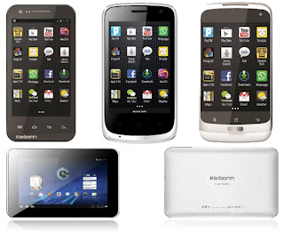 Latest Karbonn Mobiles & Tablets