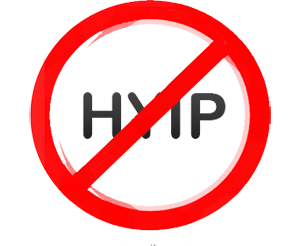 say no to hyips