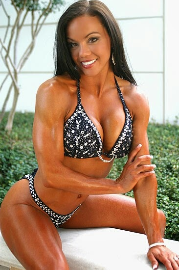 Kendra Elias - IFBB Fitness Competitor