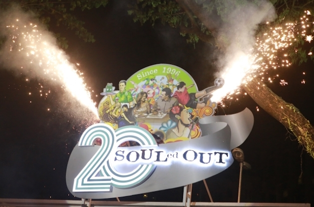 SOULed OUT's 28th Anniversary Celebrations with The Asean Jazz & Percussion Festival