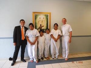 Sept 30, 2012 baptism