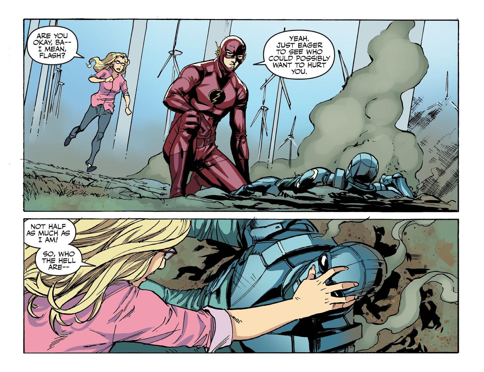 The Flash: Season Zero [I] Issue #10 #10 - English 19