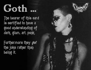 The Everyday Goth What 39 S All This Fuss About Nu Goths
