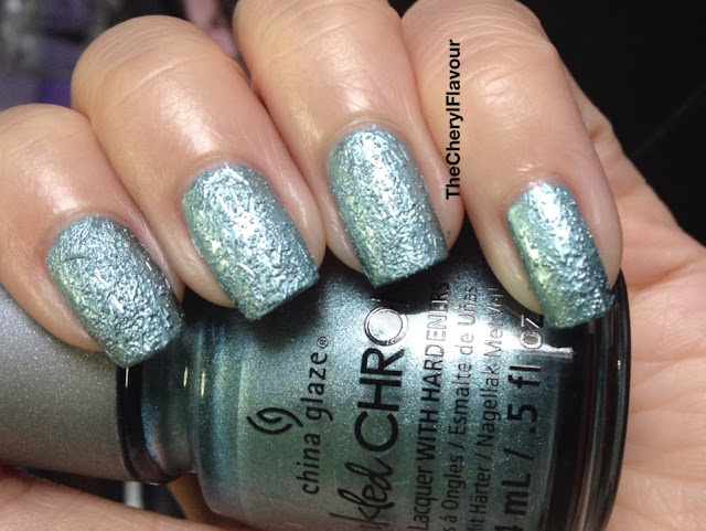 China Glaze Don't Be Foiled