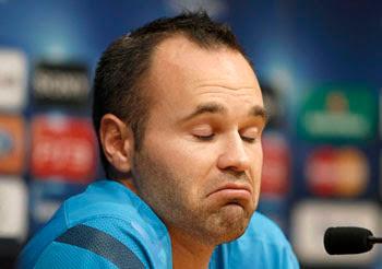 Iniesta cree que Valdés es el mejor portero del mundo