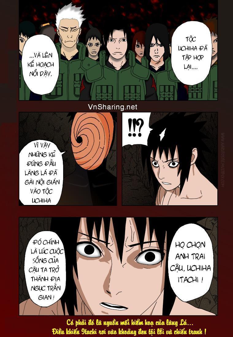 Naruto chap 399 Trang 17 - Mangak.info