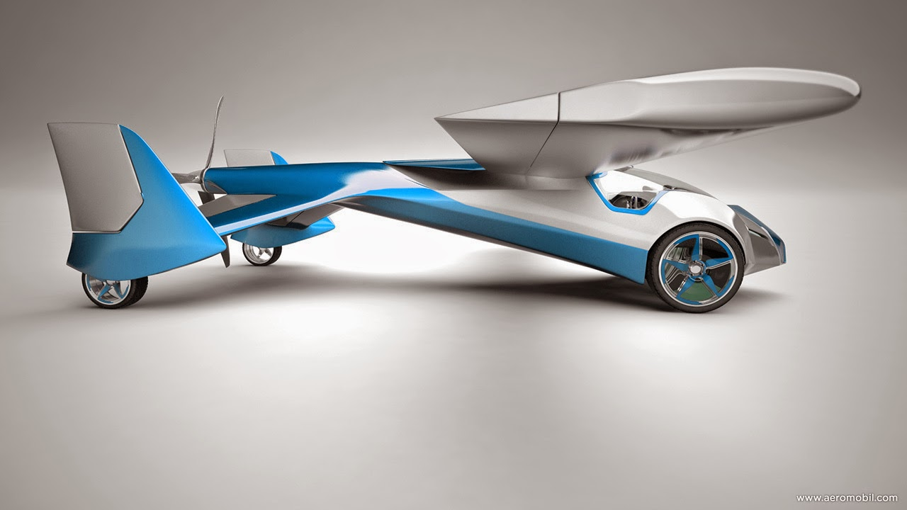 the flying car an invention that