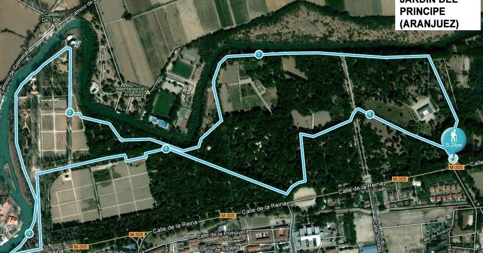 Senderitos de aranjuez ruta por el jardin del principe - Jardin del principe aranjuez ...