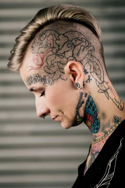 Jordan stead seattle tattoo expo 2013 portraits for Seattle sounders tattoo