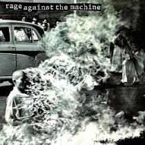 RAGE AGAINST THE MACHINE   20th Anniversary Vinyl Re-Issue
