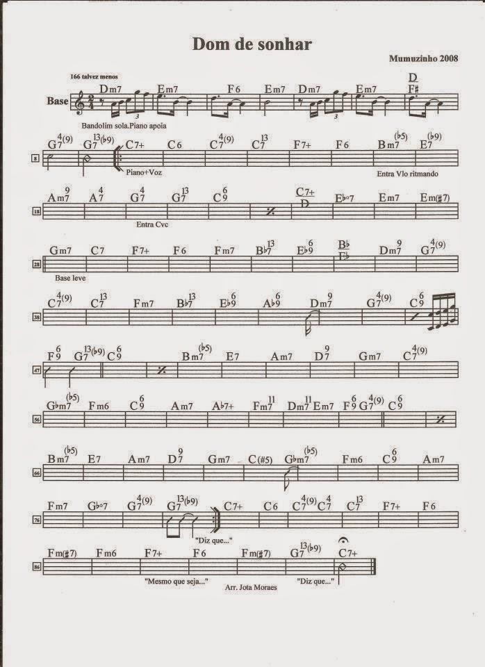 Dom de sonhar,cavaco,cavaquinho,nota,notas,acorde,acordes,solos,partitura,teoria,cifra,cifras,montagem,banjo,dicas,dica,pagode,nandinho,antero,cavacobandolim,bandolim