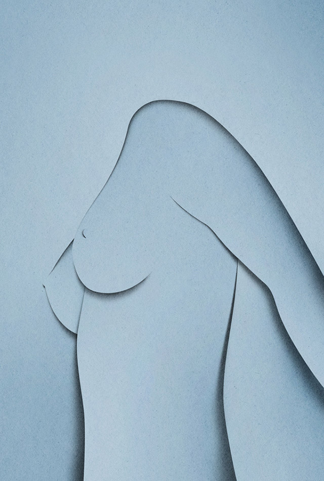 Eiko Ojala. Naked