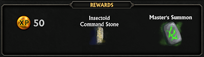 Insectoid Invasion Rewards